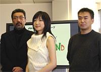 読売テレビと研音グループ、オリジナルドラマの記者発表会