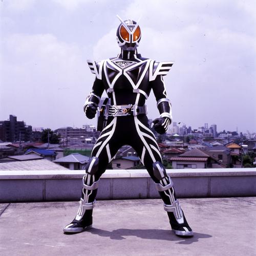 仮面ライダー555のデルタ