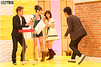 TBS BooBo BOX、アイドルが登場...